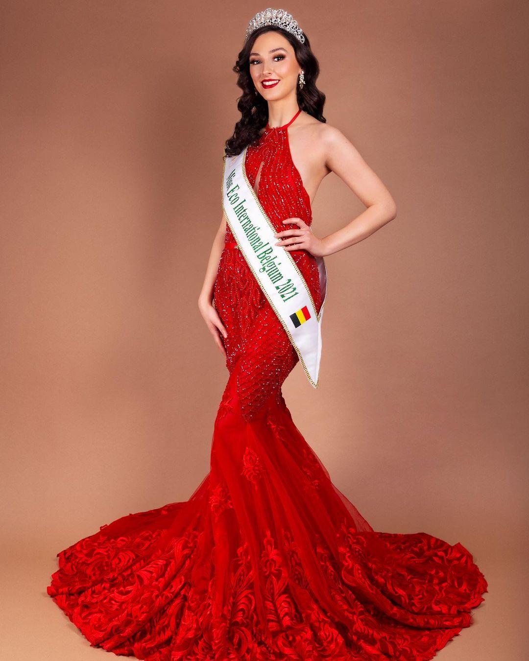 candidatas a miss eco international 2021. final: 4 abril. QljEtR