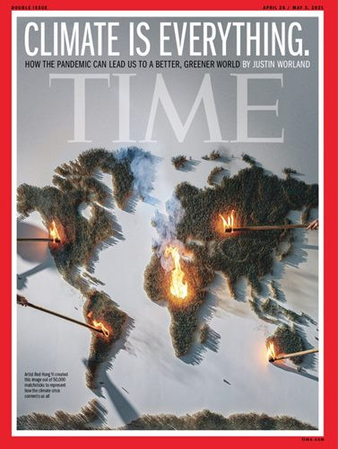 Time USA - April 26, 2021