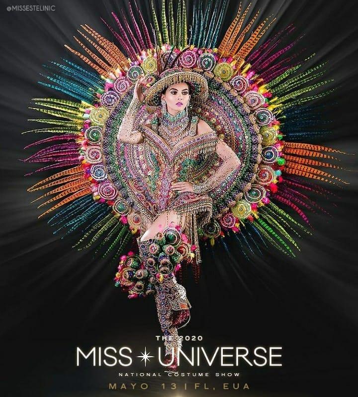 trajes tipicos de candidatas a 69ᵗʰ miss universe. Qmgcan
