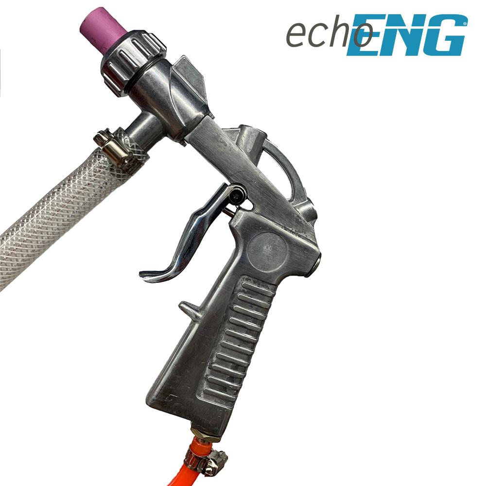 Sabbiatrice da banco accessori pistola guanti ugelli professionale - MA SB SP50