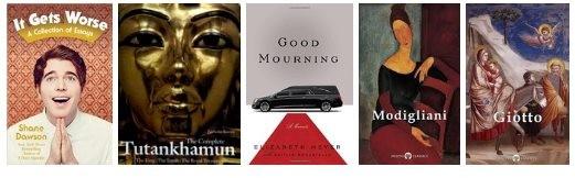 5 Biographies e-books