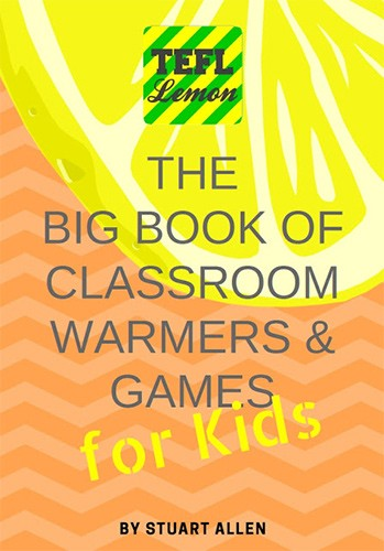 The big book of Classroom Warmers & Games For Kids