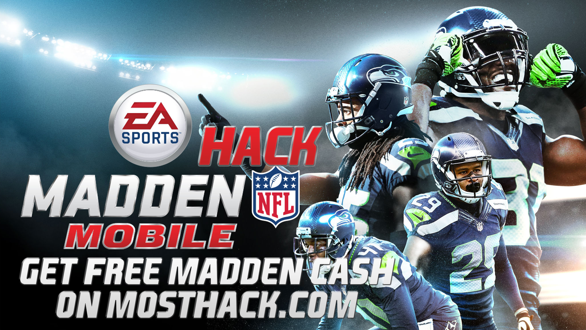 Image currently unavailable. Go to www.generator.mosthack.com and choose Madden NFL Overdrive image, you will be redirect to Madden NFL Overdrive Generator site.